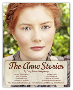 Anne of Green Gables Collection for Kindle